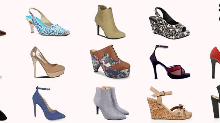 Topuklu Ayakkabı Kılavuzu : 25 Topuklu Ayakkabı Çeşidi ve Özellikleri